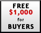 Free $1,000 for Buyers